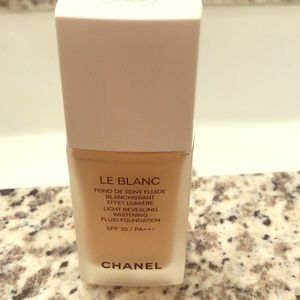 Other - chanel foundation